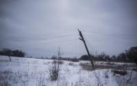 Непогода в Украине: более 80 населенных пунктов остались без электричества