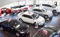 Украинцы чаще стали покупать новые автомобили