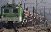 В Индии в пассажирском поезде прогремел взрыв