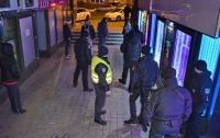 В киевском ночном клубе произошла драка