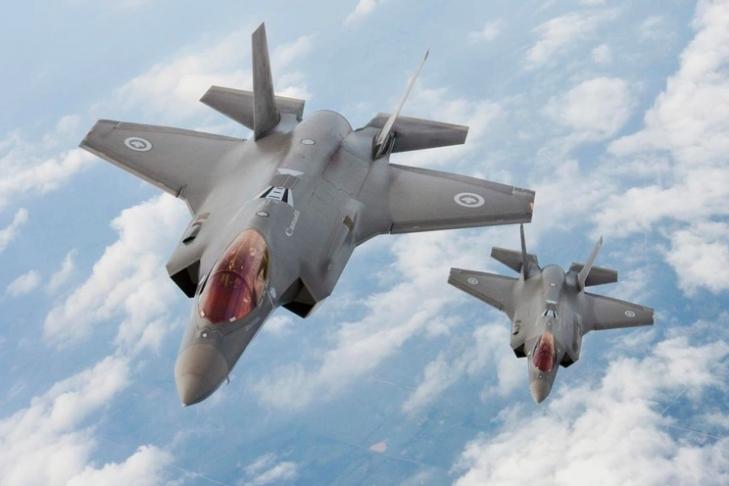 Япония планирует закупить уСША истребители F-35B