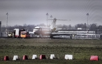 Правительственный самолет в Германии блокировал работу целого аэропорта