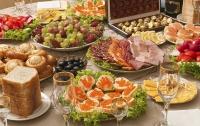 Новогодний стол обойдется украинцам больше тысячи