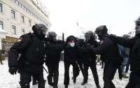 Протесты в России: задержаны около 4 тысяч человек (видео)
