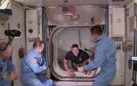 Астронавт описал стыковку на Crew Dragon