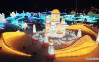 Китайцы построили гигантский ледяной город