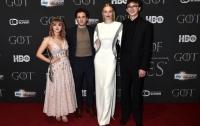Звезды культового сериала пришли на премьеру нового сезона
