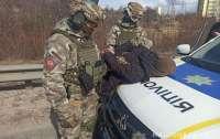 На Черниговщине бандиты напали на лесничего (видео)