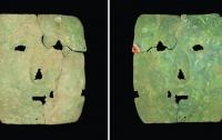 В Аргентине найдена медная маска возрастом 3000 лет