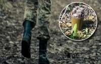Два бойца ВСУ подорвались на противопехотной мине