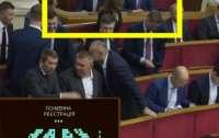 Двоим депутатам может грозить штраф