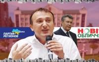 Владимир Карплюк - человек-пила и соратник Януковича - идет на выборы по 95 округу