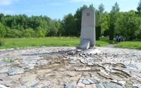 В Ривне хулиганы надругались над еврейским захоронением (ФОТО)