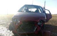 Смертельное ДТП в Херсонской области: авто превратилось в груду металла