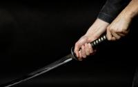 Мужчина с мечом пытался ворваться в кабинет президента