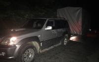 На границе с Польшей задержали контрабандистов