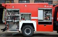 Украина в этом году получит 105 пожарных МАЗов