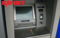 На Киевщине воры «вскрыли» банкомат и вынесли 90 тыс грн.