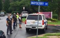 Жертвами стрельбы в Мэриленде стали три человека