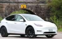 В Германии представили модифицированную Tesla