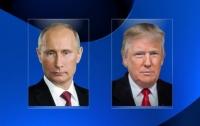 Трамп и Путин стали претендентами на звание