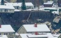 Снежная лавина наделала много горя в Норвегии (видео)