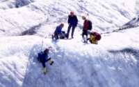 На Эльбрусе найдены пятеро пропавших альпинистов-иностранцев