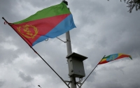 Военный вертолет разбился в Эфиопии