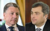 Стало известно о важной договоренности Волкера и Суркова о Донбассе