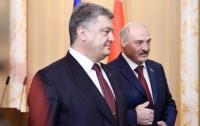 Стало известно, о чем говорили Порошенко с Лукашенко