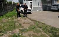 В Харькове взорвали гранату на автомойке