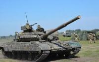На Донбассе обнаружено скопление тяжелого вооружения оккупантов