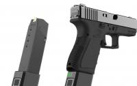 В Израиле разработан пистолет с авторизацией по отпечатку пальца
