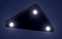 В Сирии засняли пугающие треугольные НЛО