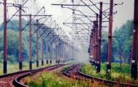 Ривненские копатели янтаря повредили железнодорожные пути