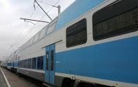 В Украине запустили второй двухэтажный поезд