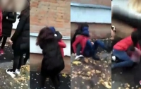 В Полтаве за школой ученицы 8-го класса избили сверстницу