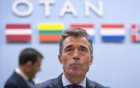 Украине важно не сойти с нынешнего курса, - экс-генсек НАТО