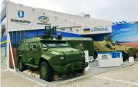 Украина продала военную технику за границу
