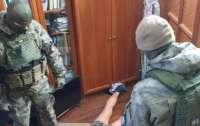 Под Киевом задержали банду, грабившую дома топ-чиновников (видео)