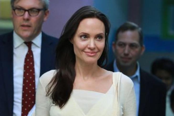 Двое издетей Джоли иПитта хотят жить сотцом