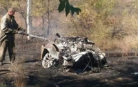 Смертельный тест-драйв: Lexus разорвало на части, трое погибли