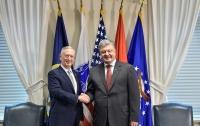 Президент Украины встретился с главой Пентагона: подробности
