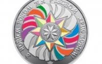 НБУ отчеканил разноцветную монету к праздникам