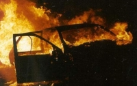 В Польше сожгли автомобиль деятеля украинской общины