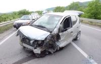 Смертельное ДТП на Закарпатье: пьяный водитель въехал в байкеров