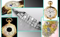 Топ-5 самых дорогих часов в мире