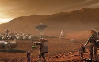 Люди смогут заселить Марс через 20 лет