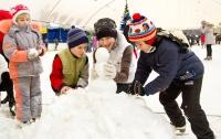 «Новорічне зимове свято на льоду»