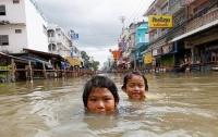 В Таиланде 70 тысяч человек пострадали от стихийного бедствия